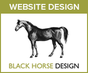 Black Horse Design Website Design (North Yorkshire Horse)