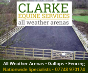 Clarke Equine Services  2019 (North Yorkshire Horse)